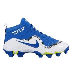 NWOT Nike Force Trout 4 Keystone Cleats
